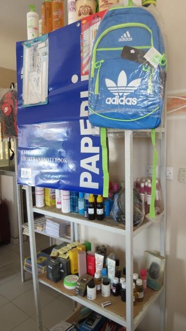 Papeterie et produits divers